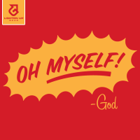 Oh Myself t-shirt
