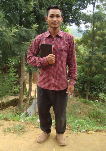 Meet our new friend and Gospel For Asia missionary from India - Bilibond.