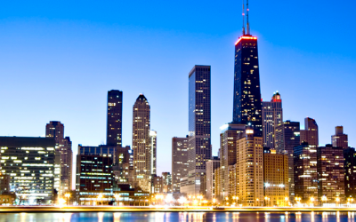 Chicago, Running and Jesus