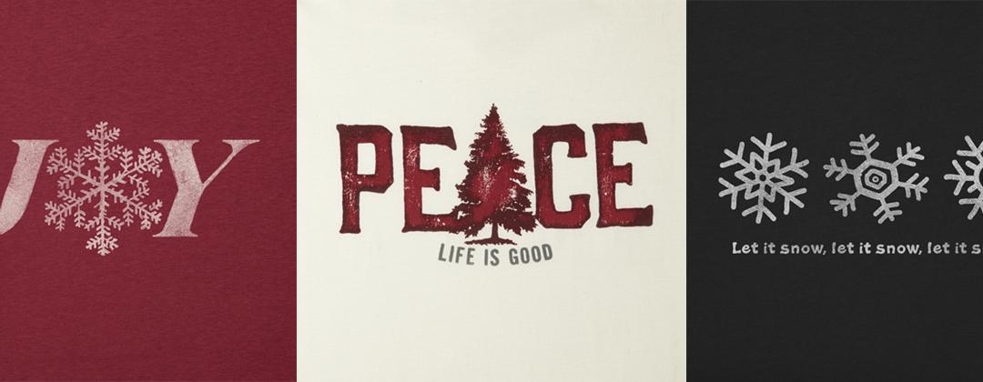 It's a Life Is Good Christmas! - Lighten Up Gear
