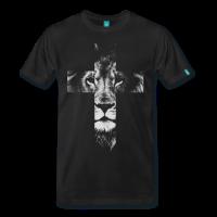 Cross Lion T-Shirt