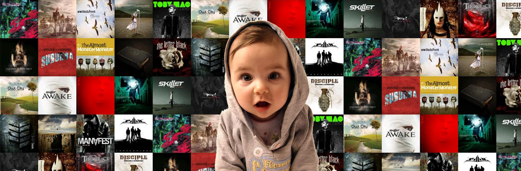 Baby Photos, Disciple, Red, TFK, and Skillet
