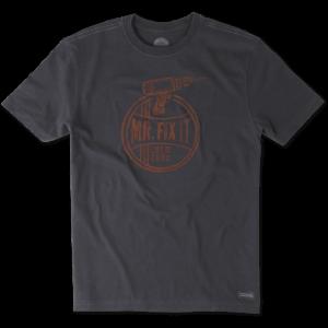 Life Is Good Mr. Fix It T-Shirt