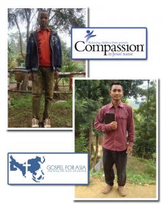 Gospel for Asia | Compassion International