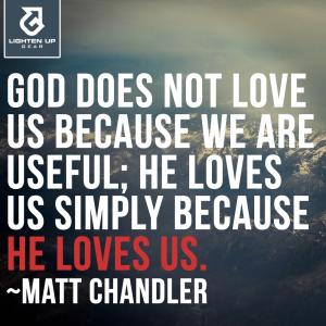 Matt Chandler - God's Love