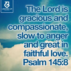 Psalm 145:8