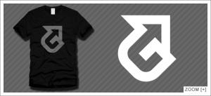 Lighten Up Gear logo t-shirt