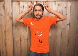 Threadless Fox T-Shirt