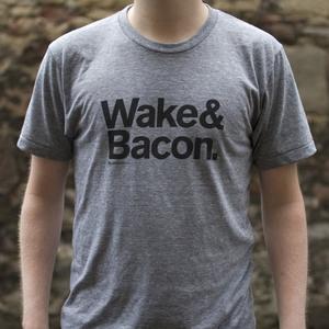 Robbie Mason: Wake & Bacon