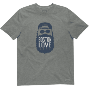 Life Is Good Boston Love T-Shirt