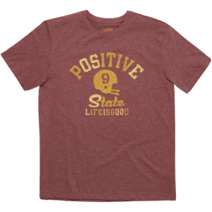 Life Is Good Positive State T-Shirt