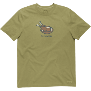 Life Is Good Thanksgiving T-Shirt