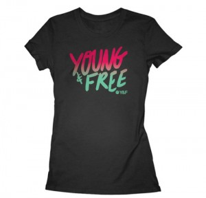 Hillsong Young & Free - Forge Band Merch