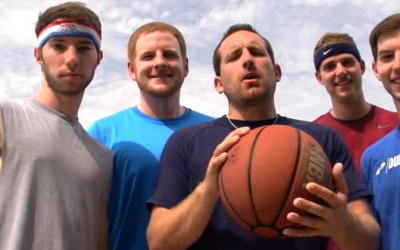 Dude. We love Dude Perfect and their new line of t-shirts.