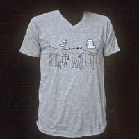 All Sons and Daughters Bird Shirt