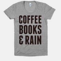 Human: Coffee, Books & Rain