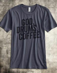 Set Free Apparel - Gods, Drums, Coffee