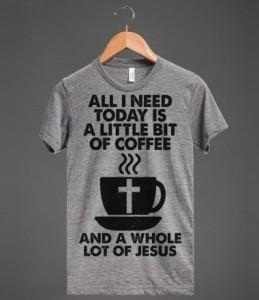 "The Coffee Shop ""A Little Bit of Jesus, A Whole Lot of Jesus"""