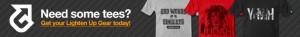 Lighten Up Gear Christian T-Shirts