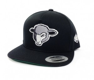 Fig Leaf Apparel Fighting Sheep Snapback Hat available for $25