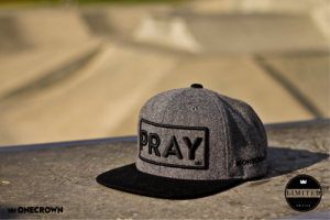 One Crown Apparel Snapback Hat available for $30