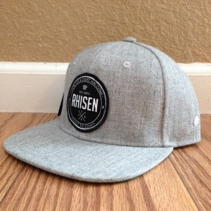 rHisen Apparel Snapback Hat available for $25
