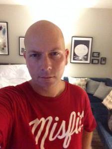 """Wearing my favorite STRT TRBL / Social Club """"Misfit"""" shirt"""