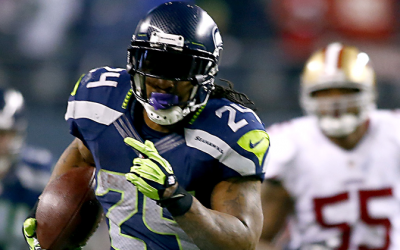 Skittles and Progressive Get Marshawn Lynch to Talk