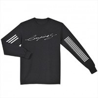 Hillsong United Empires long-sleeve black shirt