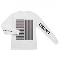 Hillsong United Empires long sleeve white shirt