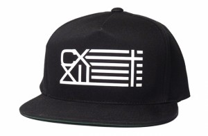 CXXII Apparel Flag Cross snapback
