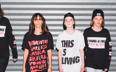Hillsong Young & Free (Y&F) Launches New Store, T-Shirts, Snapbacks and Beanies