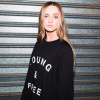 This Hillsong Young & Free (Y&F) Black Sweatshirt is available at Hillsong.com for $49.99.