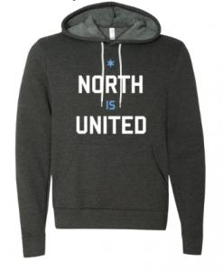 United North Hoodie by Talisman & Co ($48)