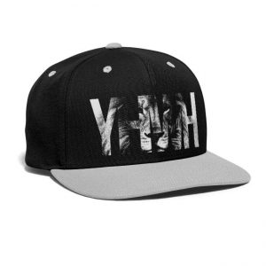 Lighten Up Gear - YHWH Lion Snapback