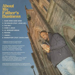 Moosh Da Street Preacher - About My Father's Business
