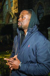 Moosh Da Street Preacher