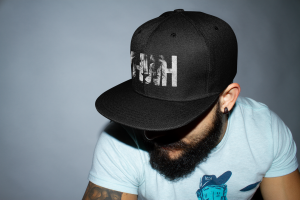 Lighten Up Gear: YHWH Lion Snapback