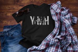 Lighten Up Gear: YHWH Lion T-shirt