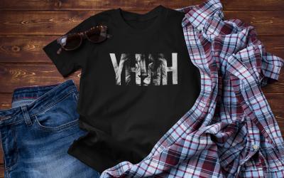 Yahweh (YHWH) Lion T-Shirt