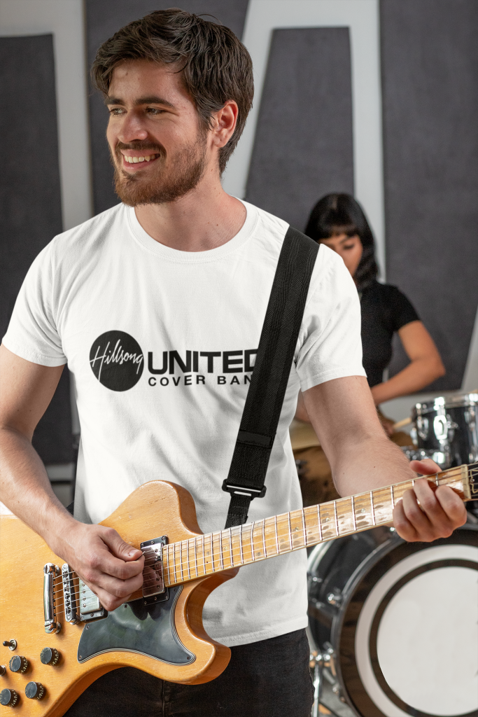 Hillsong United Cover Band t-shirt